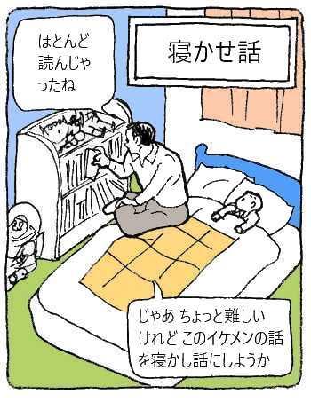 寝かせ話①