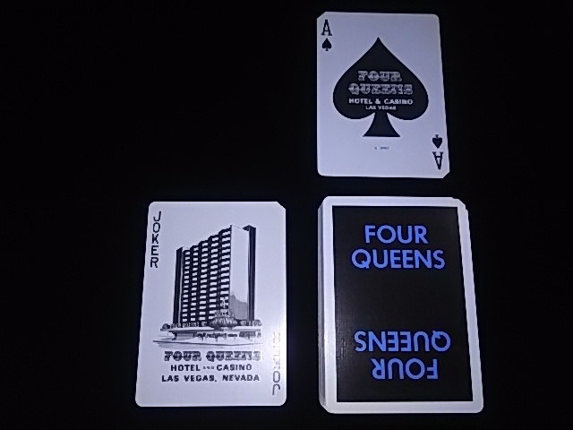 Four Queen Deck (3)