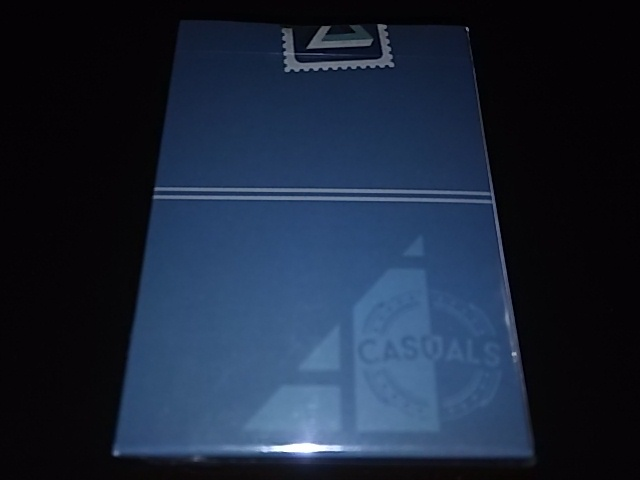 Casual Playing Cards (2)