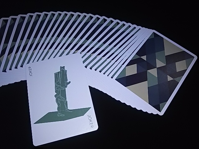 Casual Playing Cards (4)