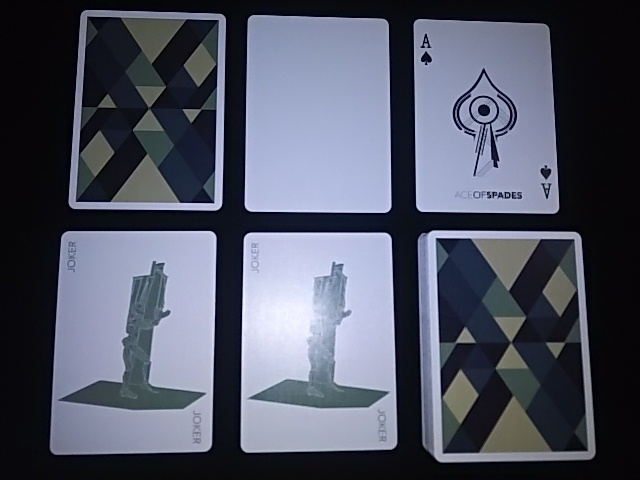 Casual Playing Cards (5)