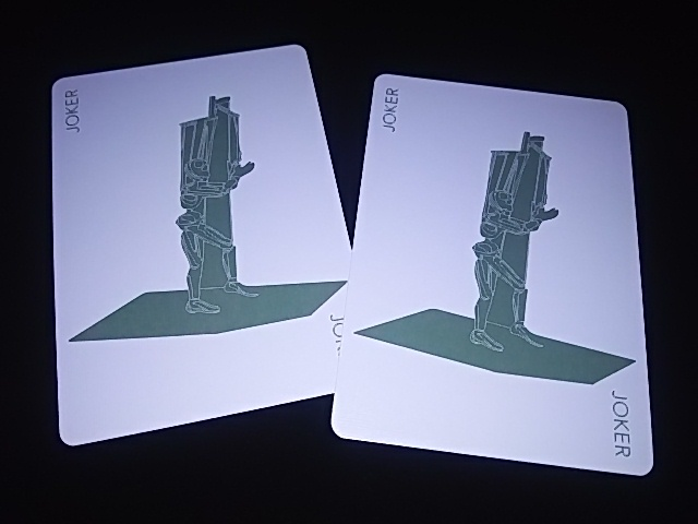 Casual Playing Cards (6)