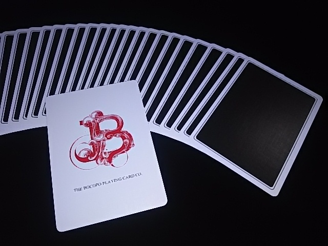 Magician Limited Deck Black (4)
