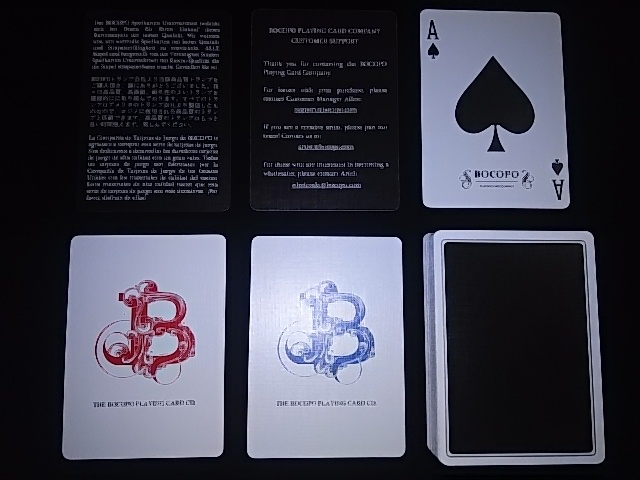 Magician Limited Deck Black (5)