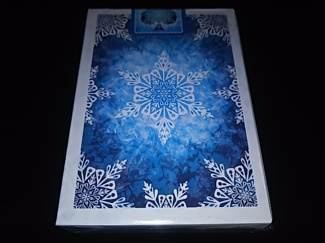 Frost Playing Cards (BICYCLE) (1)