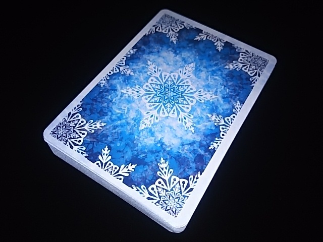 Frost Playing Cards (BICYCLE) (3)