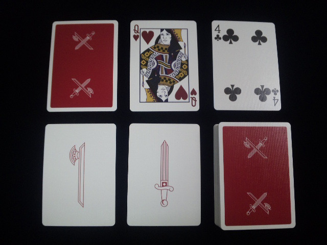 Blood Kings Playing Cards (5)
