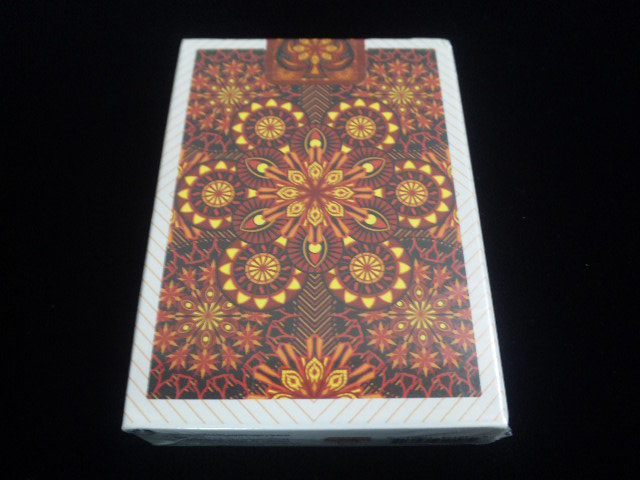 Elemental Fire Collectable Playing Cards (BICYCLE) (1)