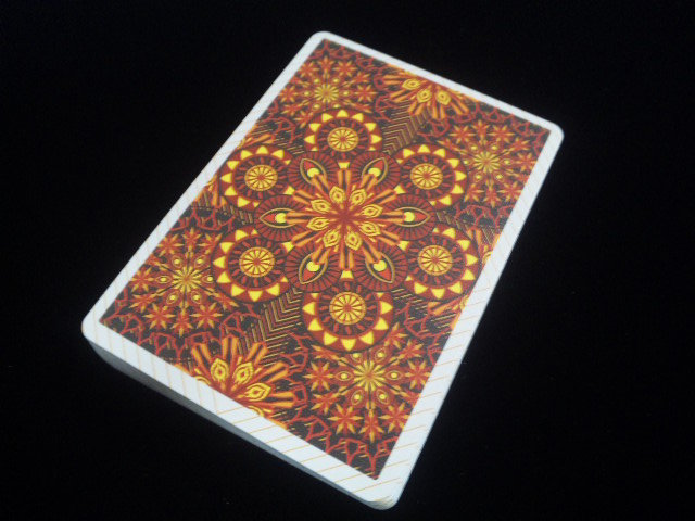 Elemental Fire Collectable Playing Cards (BICYCLE) (3)