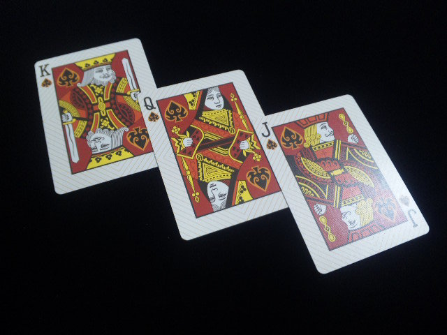 Elemental Fire Collectable Playing Cards (BICYCLE) (8)