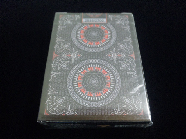 Black Rose Playing Cards (BICYCLE) (2)