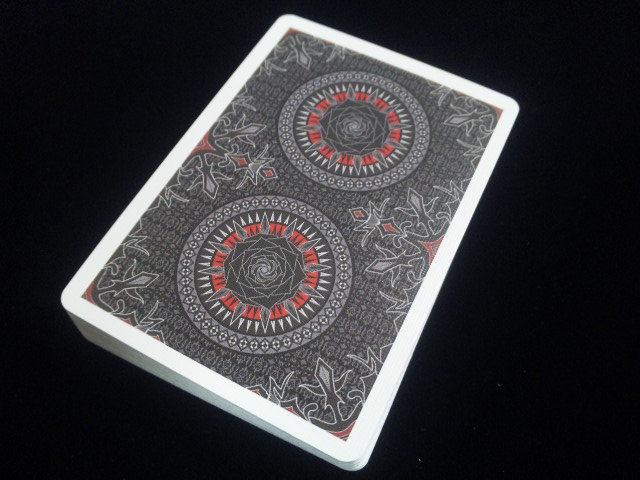 Black Rose Playing Cards (BICYCLE) (3)