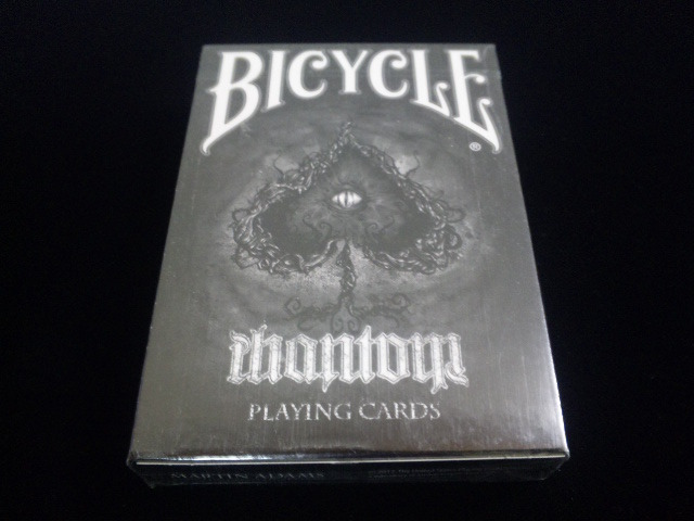 Phantom Deck (BICYCLE) (1)