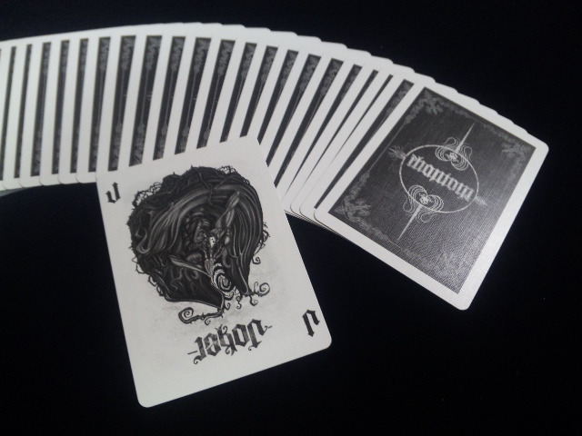 Phantom Deck (BICYCLE) (4)