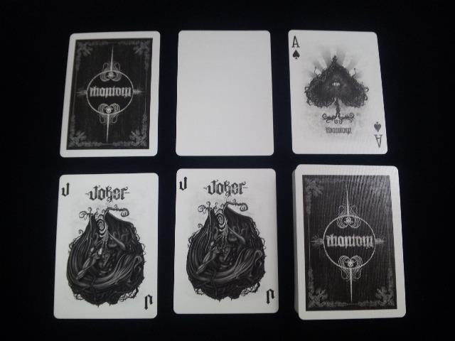 Phantom Deck (BICYCLE) (5)
