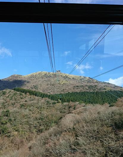 箱根駒ケ岳
