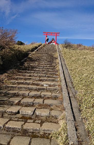 箱根元宮(はこねもとつみや)