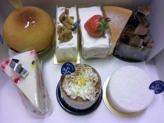 フランス菓子レ・ジャン・シック 1
