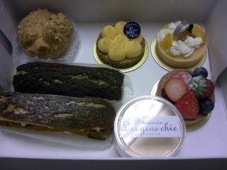 フランス菓子レ・ジャン・シック 2