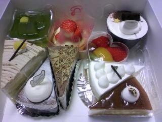 フランス菓子サフラン
