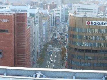 博多駅前陥没6