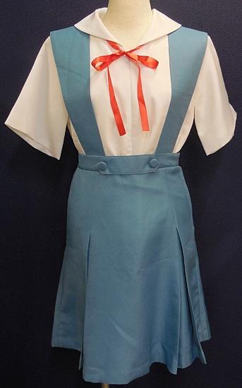 エヴァ女子制服 (1)