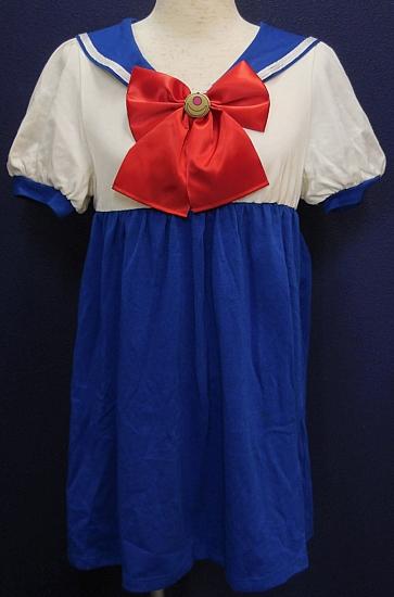 なりきり制服ワンピうさぎ (1)