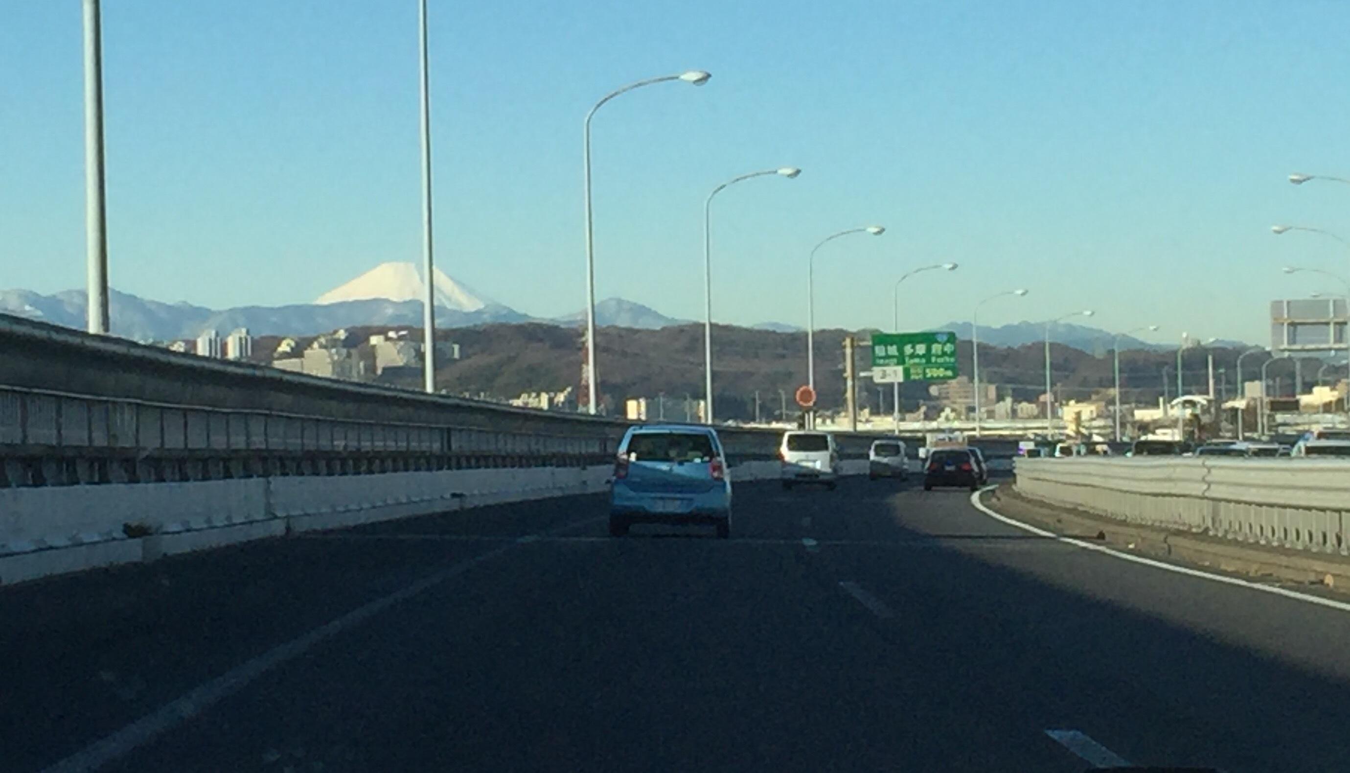 2017富士山