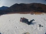 真冬の本栖湖 (3)