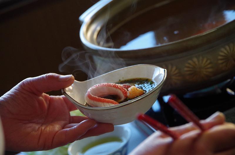 6金目しゃぶしゃぶ食べ方 (1)