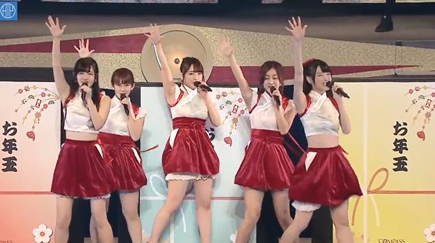 ハロ!ステ#202℃-ute新春公演04