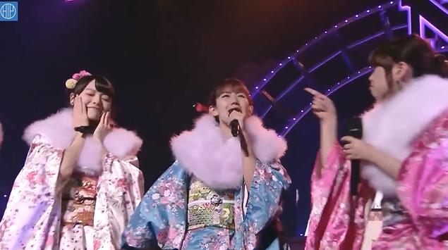 ハロ!ステ#202℃-ute新春公演01