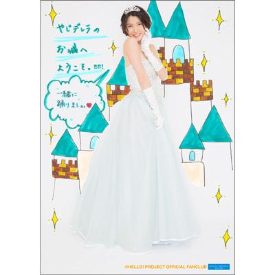 矢島舞美萩原舞バースデーイベント2017 矢島A4生写真