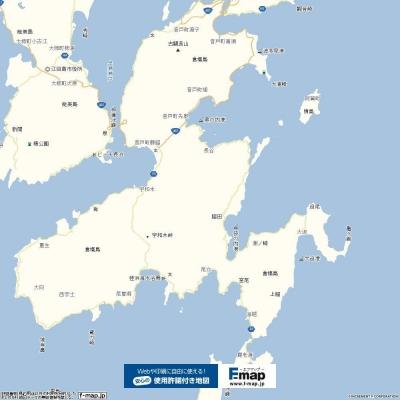 倉橋島マップ