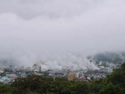 別府湯けむり展望台(2)