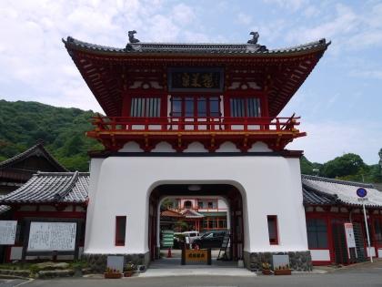 武雄温泉楼門