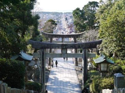 宮地嶽神社(2)