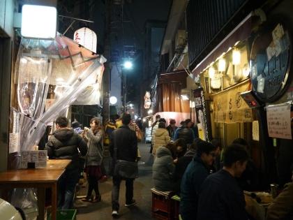 立呑み居酒屋(1)