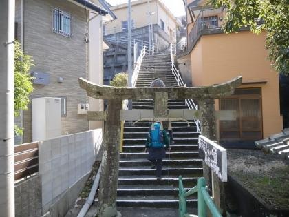 英彦山への道