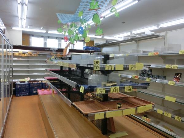2階パン売場