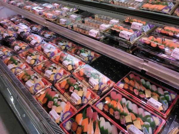 1階惣菜お寿司