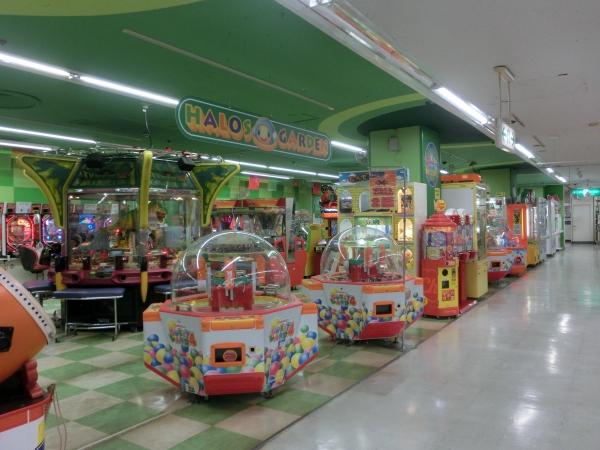 3階ゲームセンター