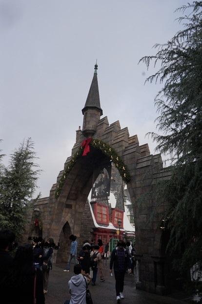 ハリーポッター入口