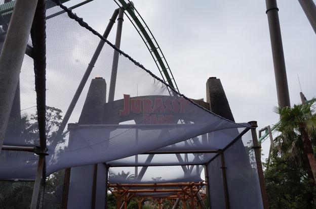 ジュラシックパーク入口