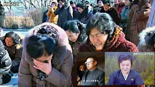 朝鮮泣き女