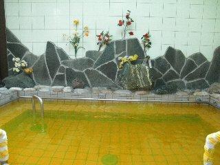 1月のお風呂