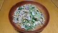 白菜と豚肉の玉子炒め 20161114