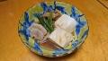 肉豆腐 20161130