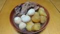 スペアリブの煮物 20161201