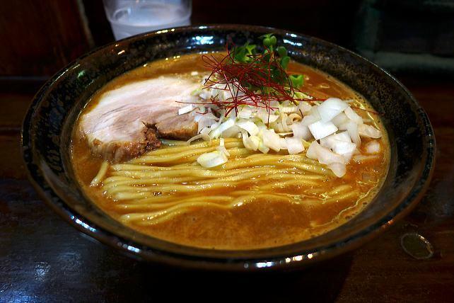 らーめん 桐麺@05鶏麺みそ その2 1